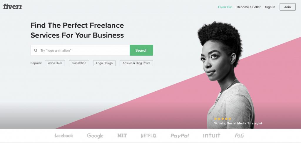 Fiverr como herramienta para bloggers