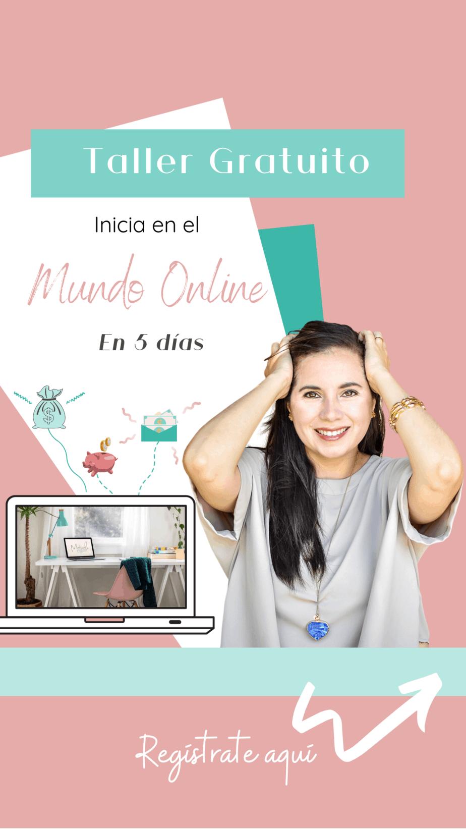Taller gratuito negocios online