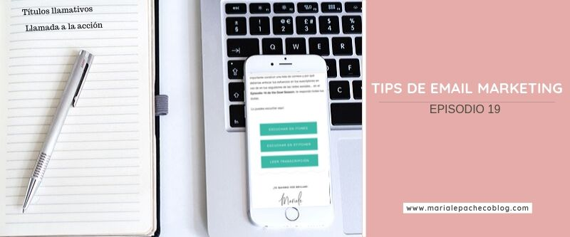 Tips para email marketing