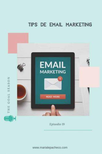 Tips de email marketing