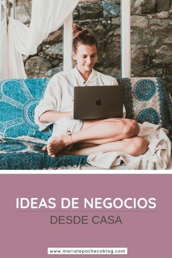 ideas de negocios desde casa